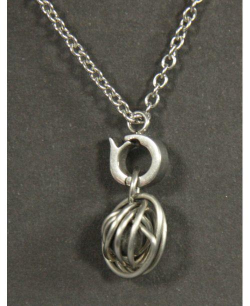 Collier perle Bijou Olfactif Pendentif