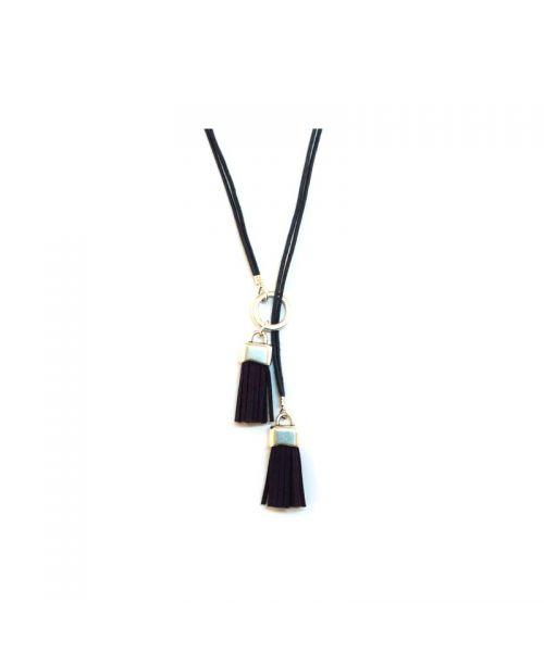 Sautoir Elena Bijou olfactif pendentif