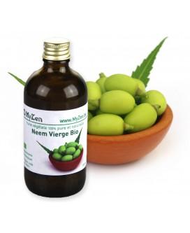 Huile végétale de macadamia vierge