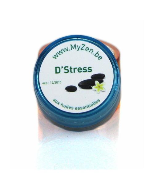 Baume D-Stress aux HE