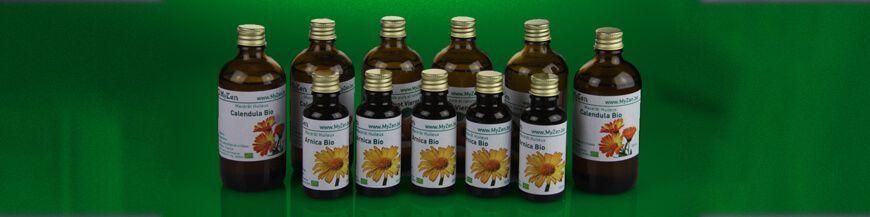 Macerâts huileux - MyZen - Aromathérapie - Huiles Essentielles